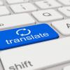 Übersetzungsleistungen 9001